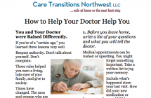 Care Transitions Northwest featured image
